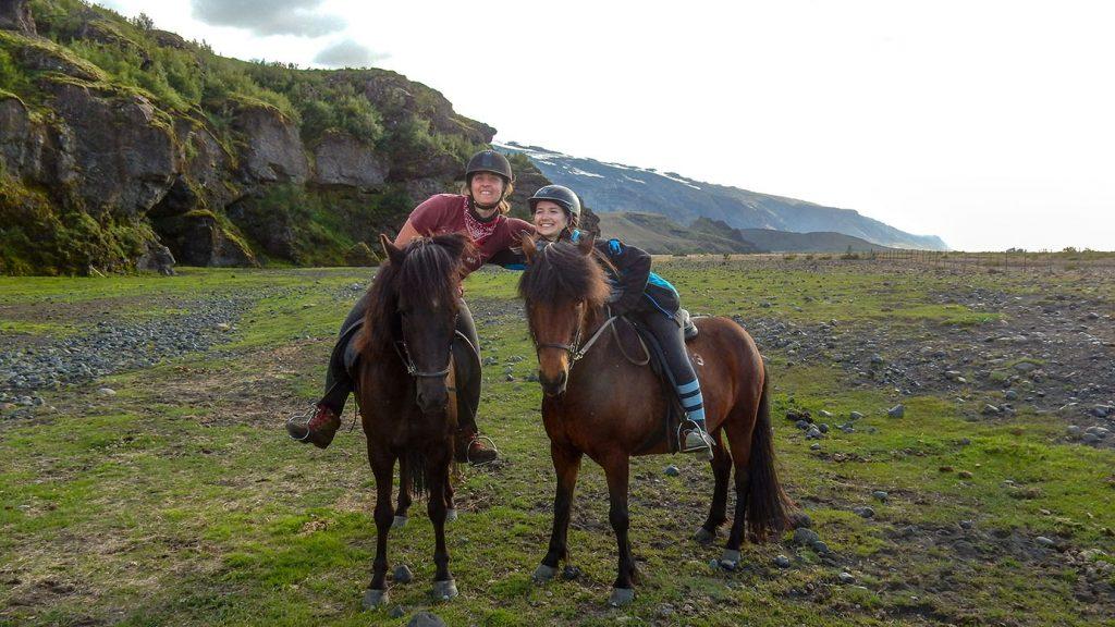 Þórsmörk horseback riding tour